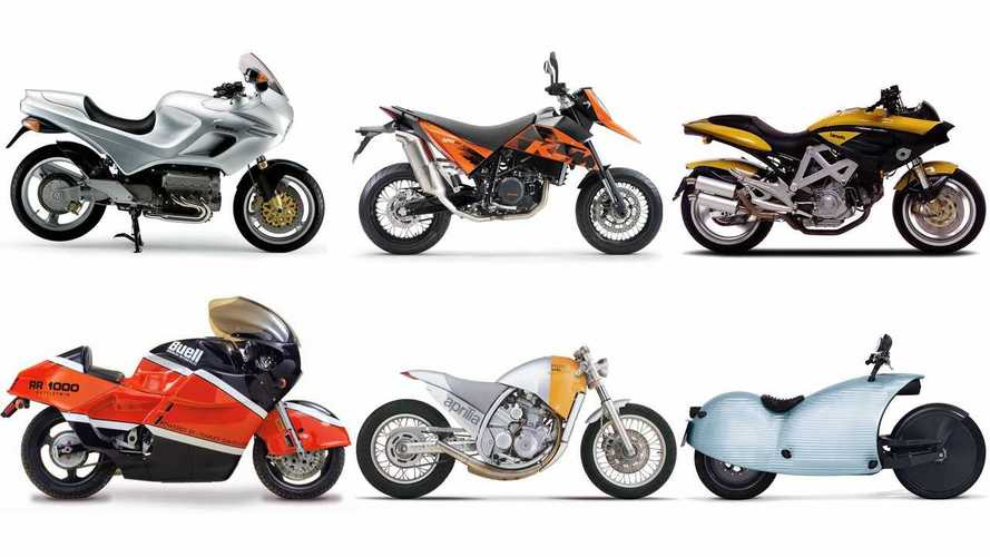The 10 Ugliest Motorcycles In Recent History