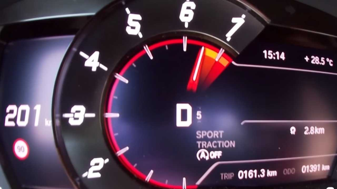 200 Kph To Mph >> Watch The 2020 Toyota Supra Go From 0 To 124 MPH (200 KPH)