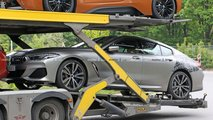 BMW 8er Gran Coupé fast ungetarnt erwischt