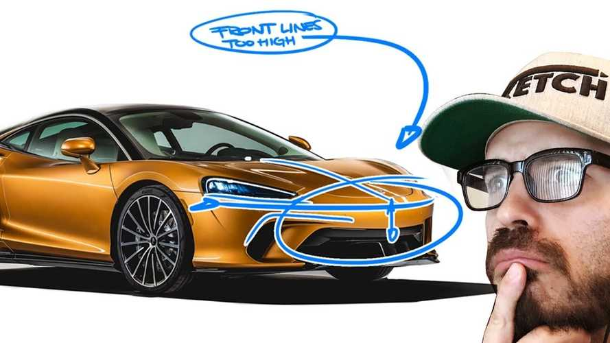 McLaren GT Gets Minor Style Update By Youtuber And It Works