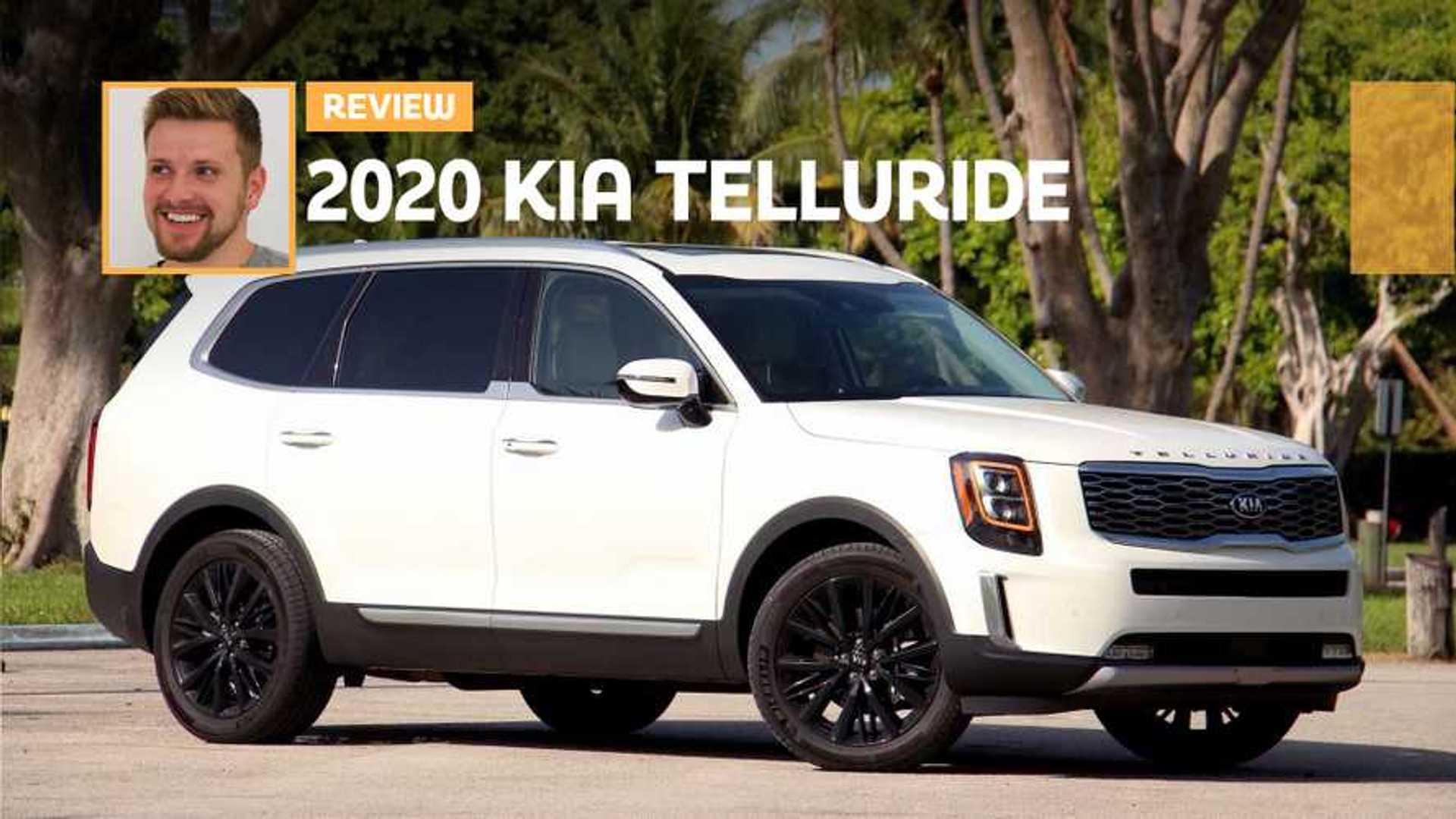 2020 Kia Telluride SX Review: Dare To Be Different
