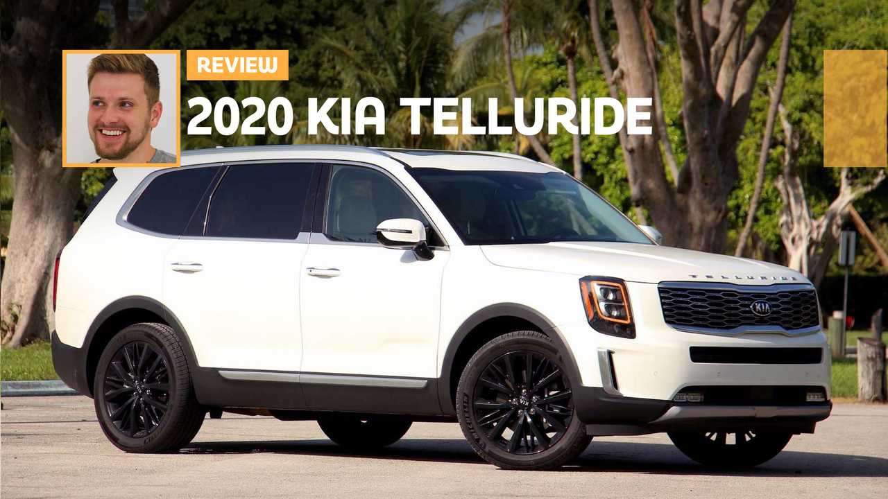 2020 kia telluride review lead image