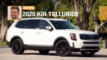 2020 kia telluride sx review