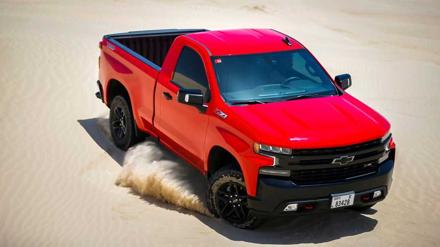 Chevy Silverado ZRX Will Be Like Colorado ZR2, But Bigger
