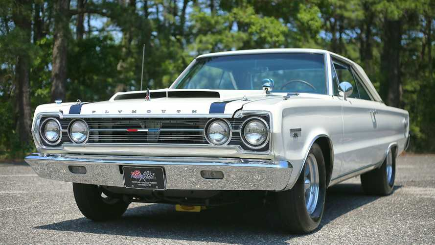 1967 Plymouth GTX With 426 Ramcharger Shows And Goes