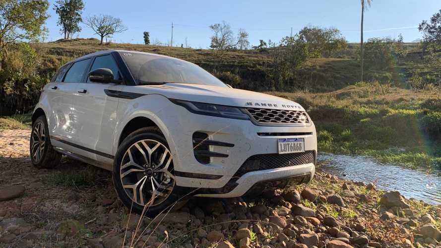 Primeiras impressões: Novo Range Rover Evoque evolui sem perder o charme