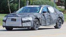 2020 Yeni Acura TLX Casus Fotoğrafları