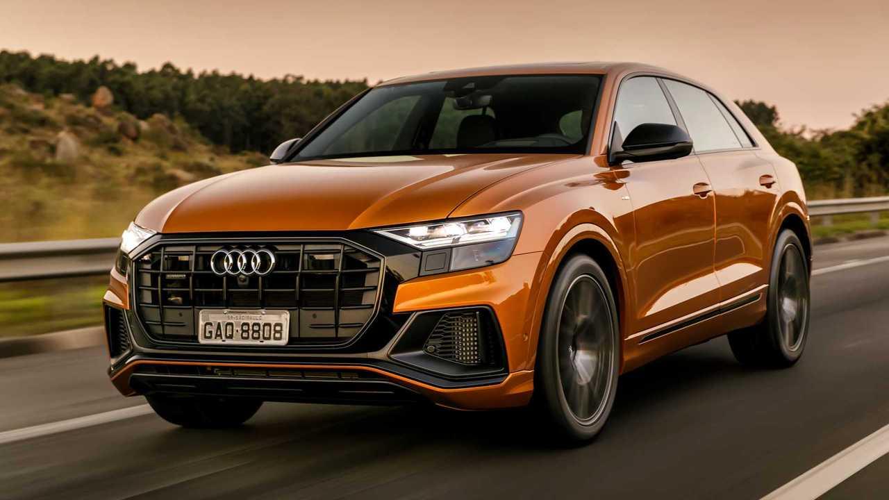 Audi Q8 - Brasil