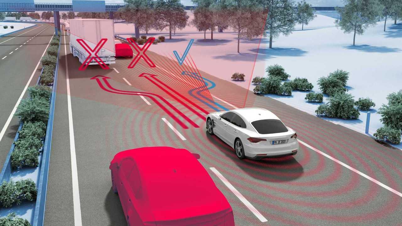 Sistemas integrados de segurança ZF