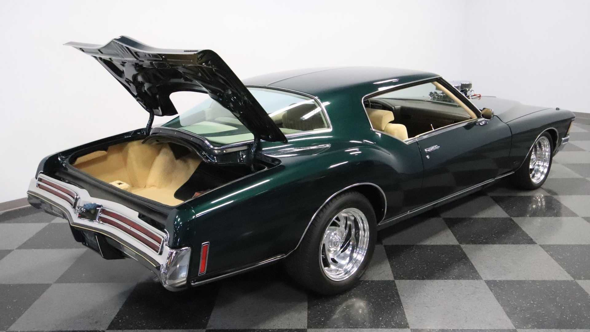 Custom 1973 Buick Riviera Is Rated At Nearly 1,000