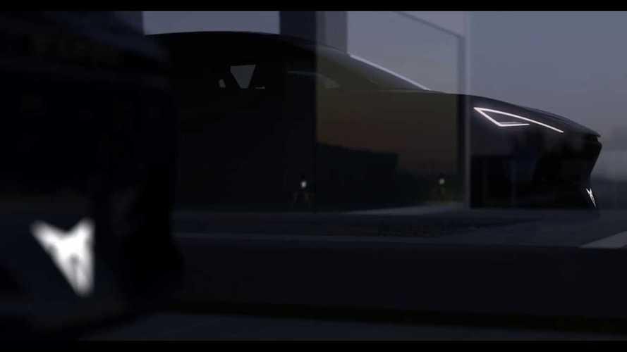Cupra анонсировала загадочную машину