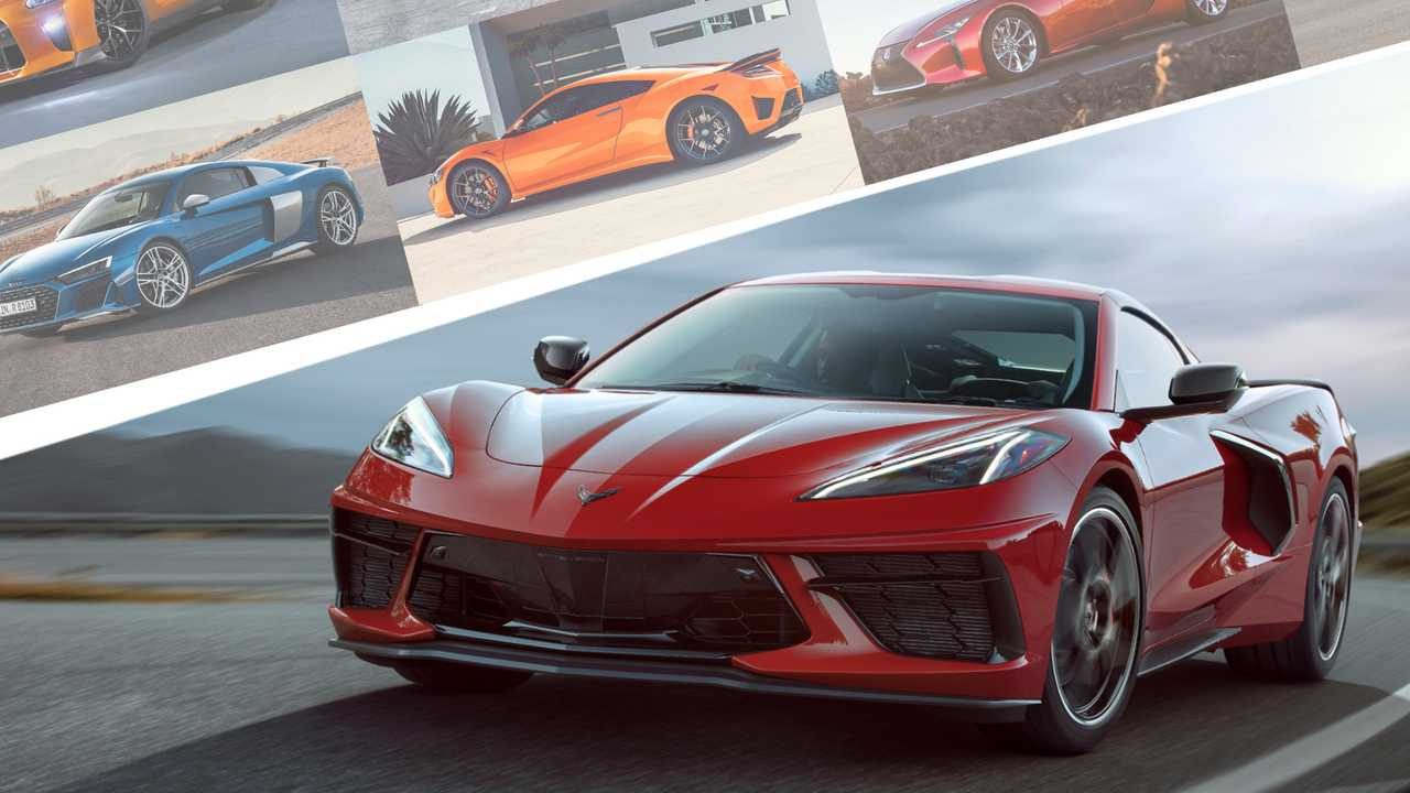 2020 Chevrolet Corvette Vs. Its Primary Competitors