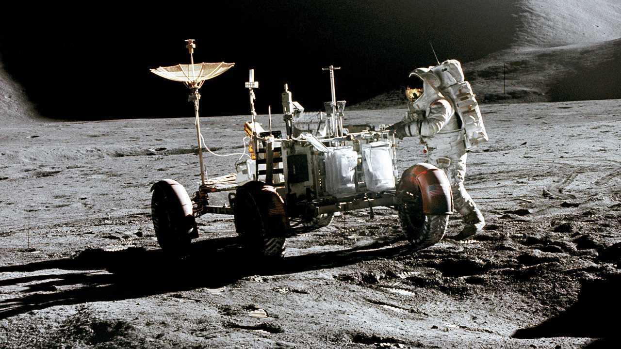 Rover sulla Luna