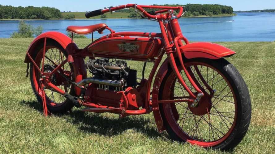 Join This Guy As He Rides His 100-Year-Old Bike Across America