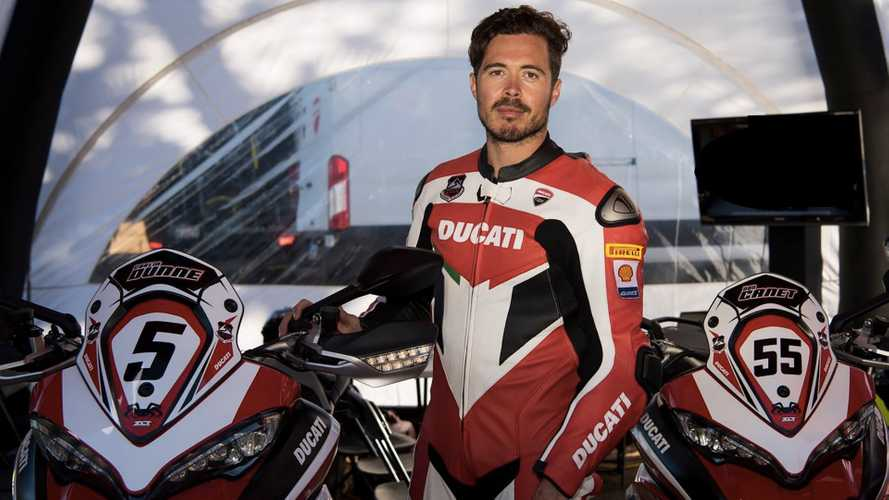 Update: Carlin Dunne Dies On New Ducati Streetfighter At Pikes Peak