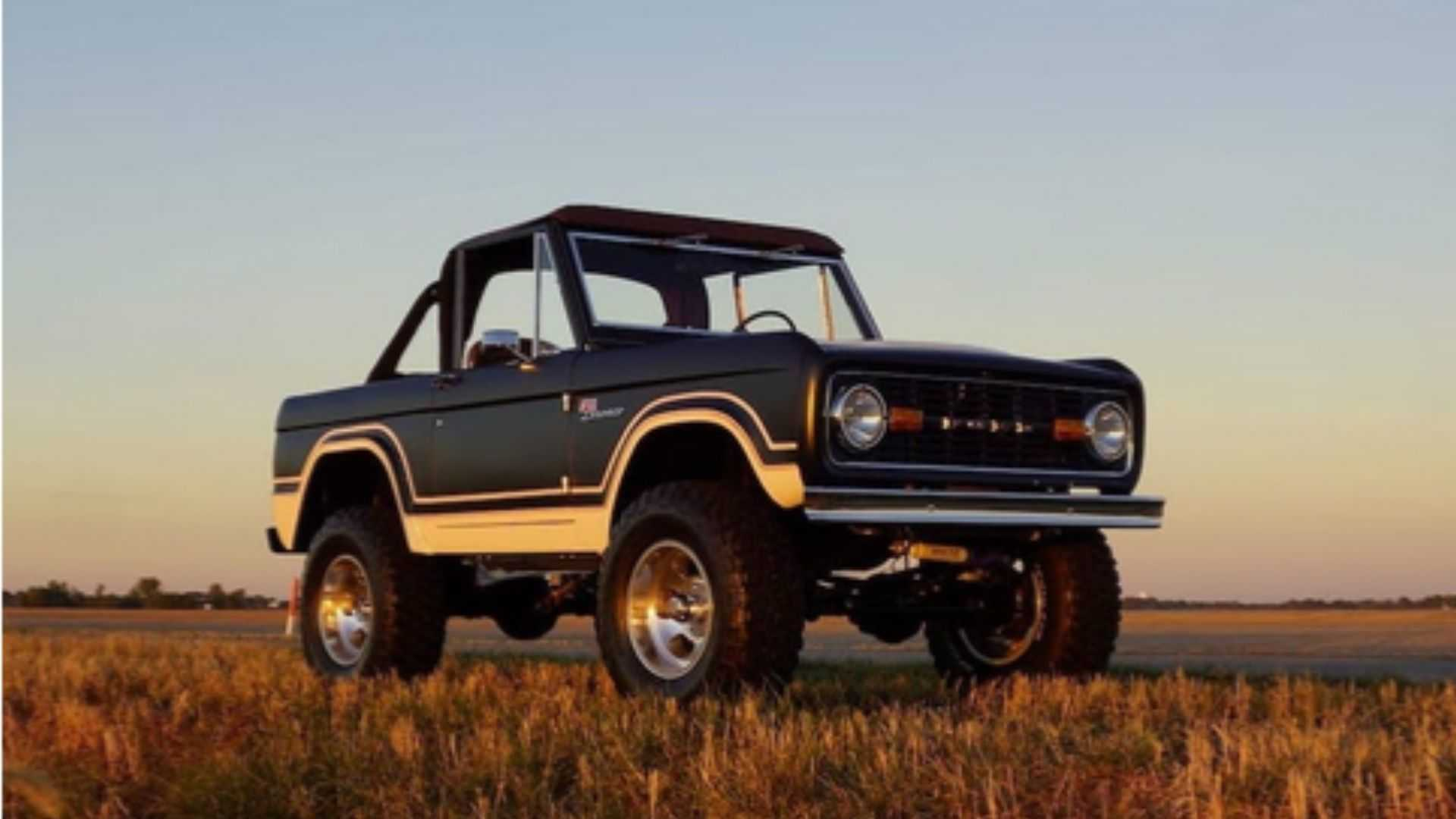 Gateway Bronco Will Build The Ford Bronco Of Your Dreams ...