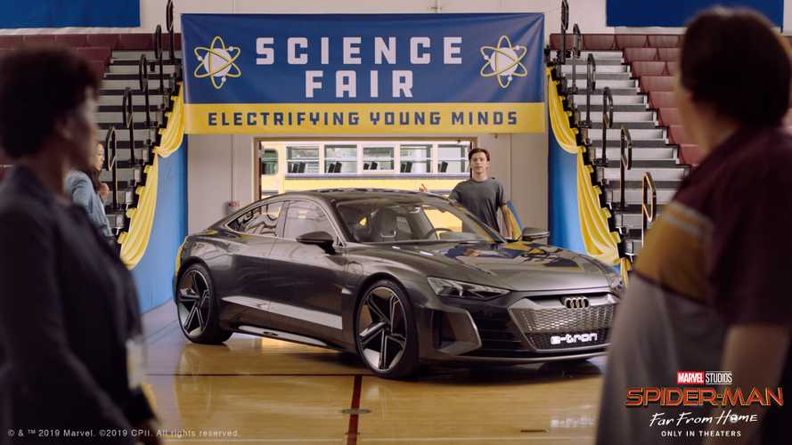 Audi Spider-Man Far From Home