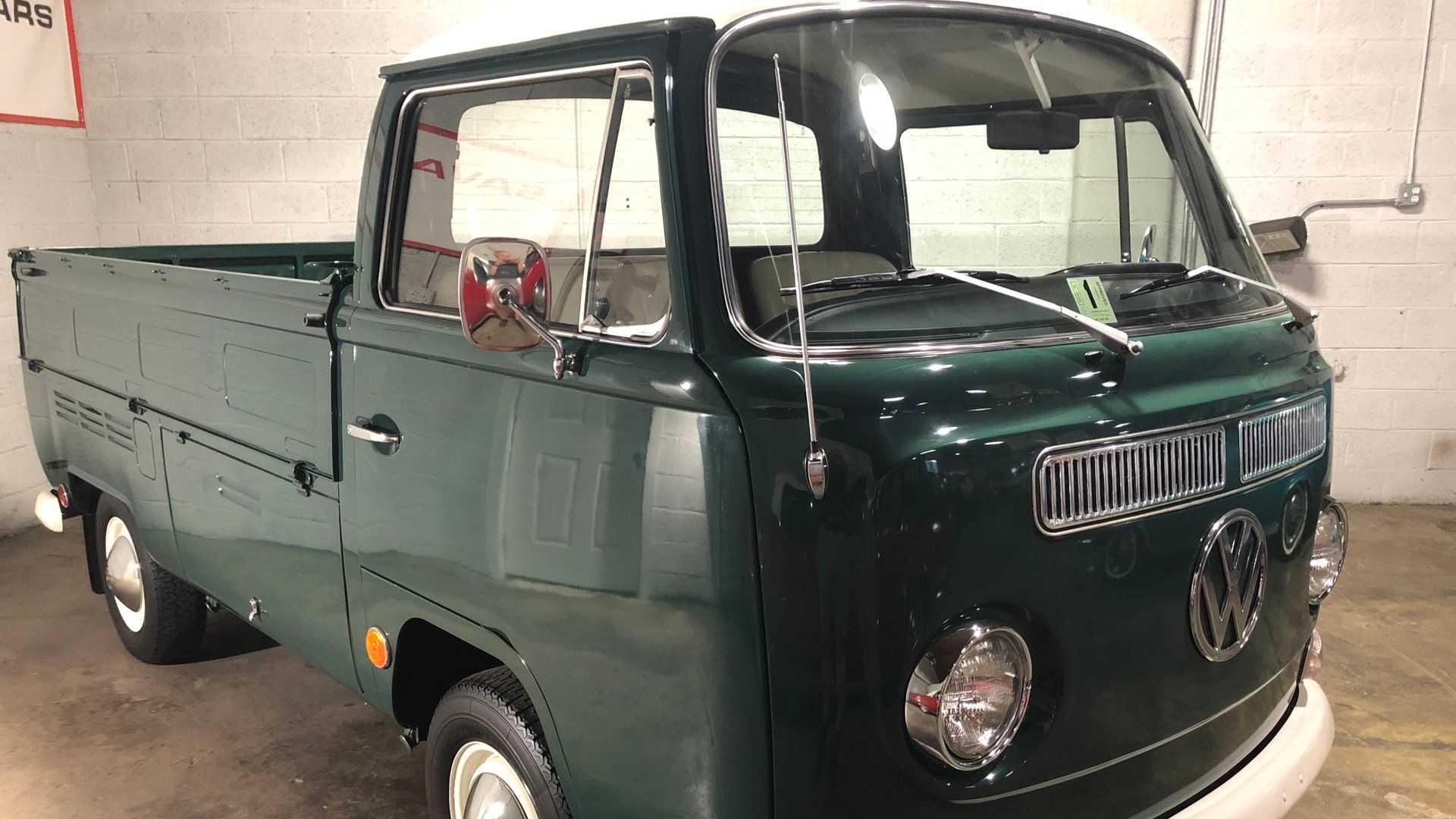 """[""""Haul Some Sunshine Into Life With A 1969 Volkswagen Type 2 Pickup""""]"""