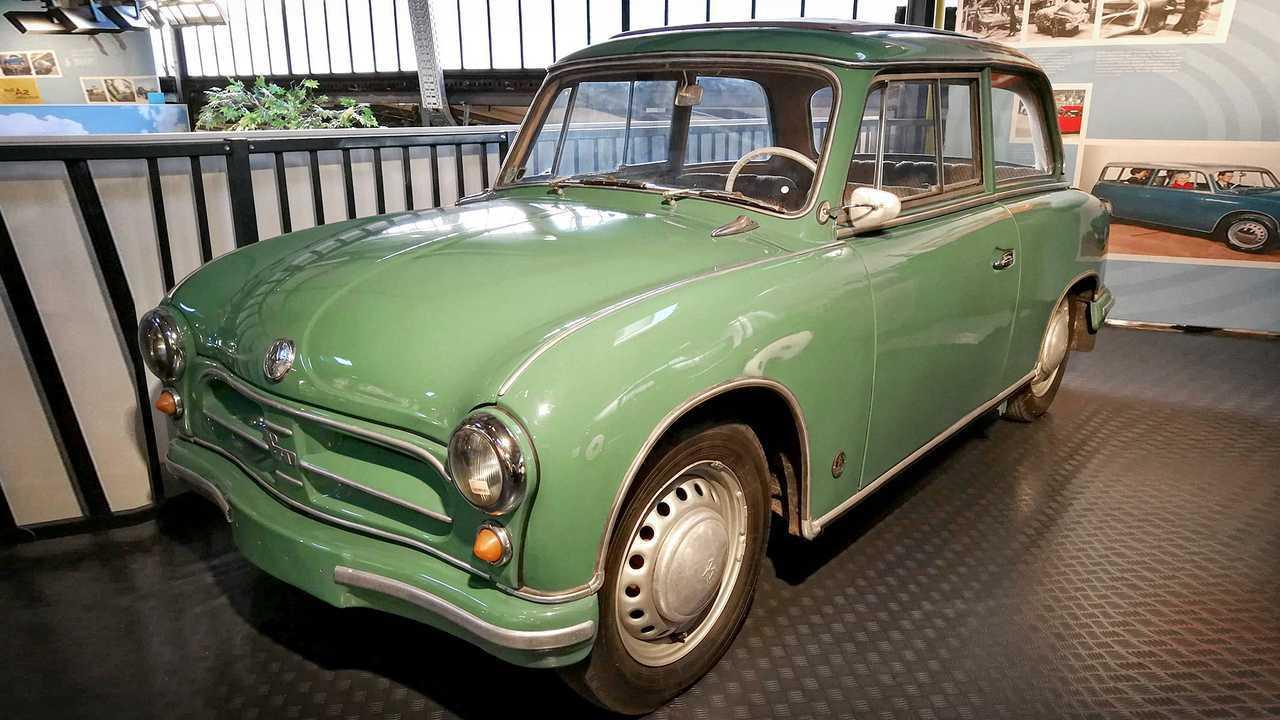 Kleinwagen-Ausstellung in Einbeck: Trabant P70