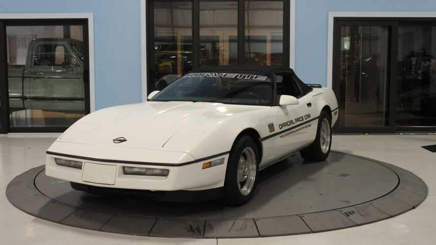 1986 Chevrolet Corvette Indy 500 Pace Car Up For Grabs