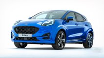 ford puma 2019 photos video