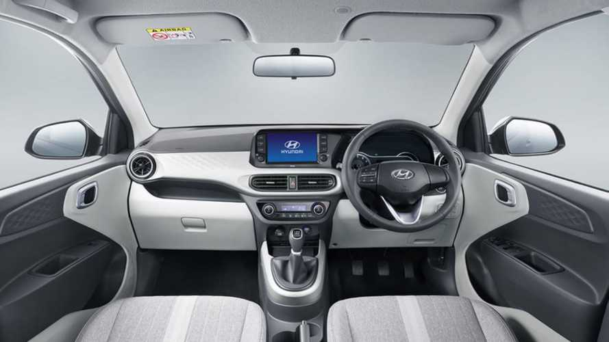 Hyundai Grand i10 Nios - Índia