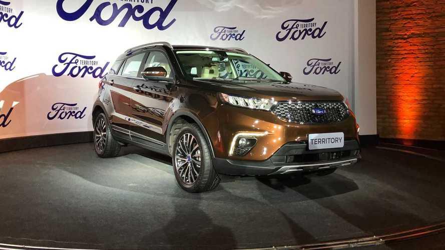 Ford Territory é confirmado para 2020 no Brasil
