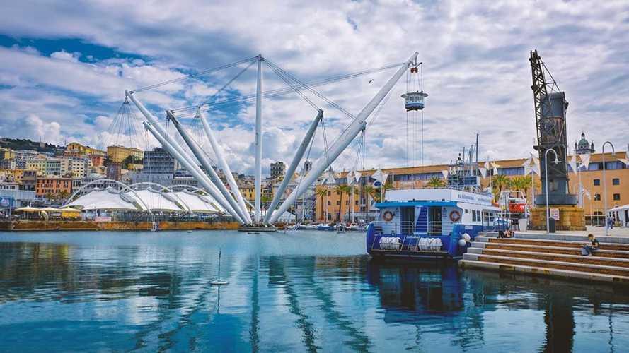 Auto elettriche a Genova. accesso ZTL, strisce blu e altre agevolazioni