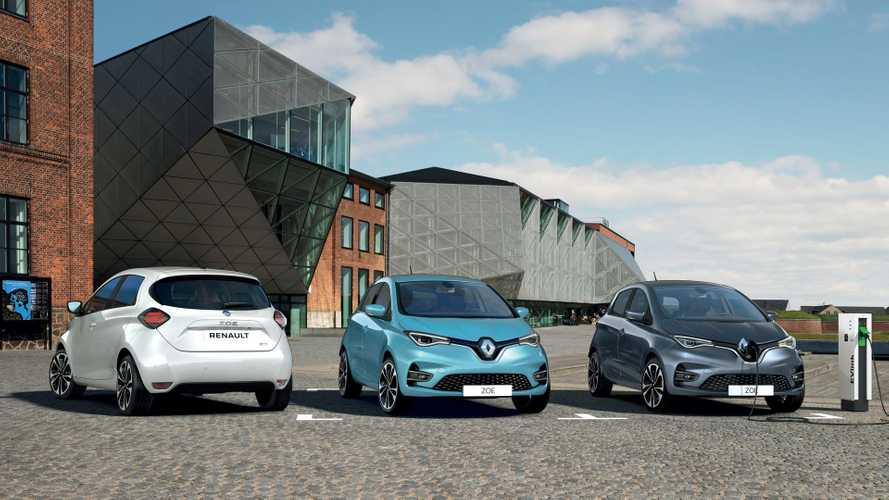 France Sells 46 Percent More EVs In The First Half Of 2019