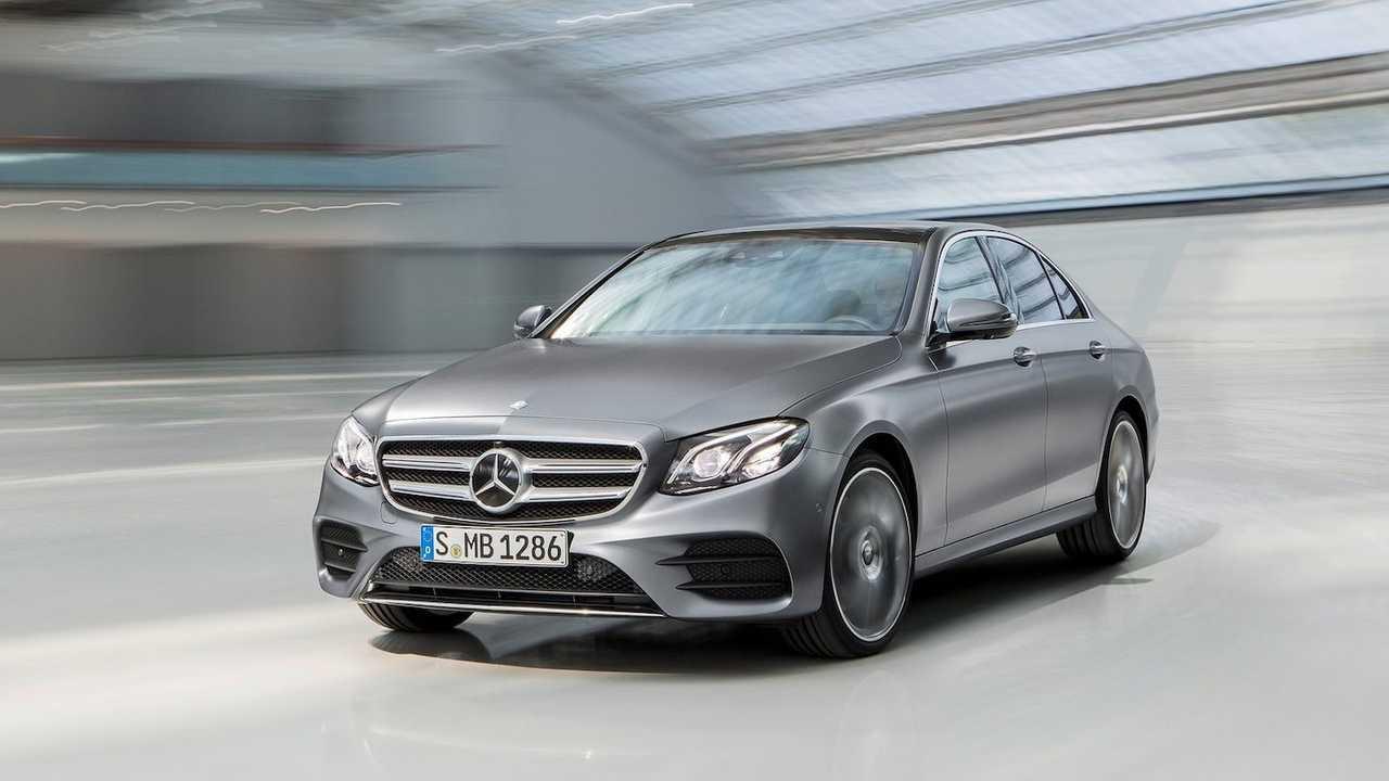 Mercedes-Benz Clase-E