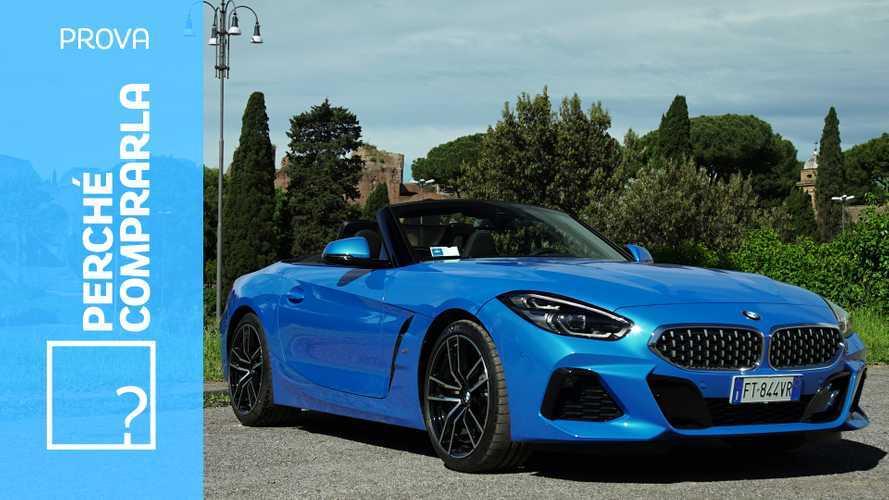 BMW Z4, perché comprarla e perché no