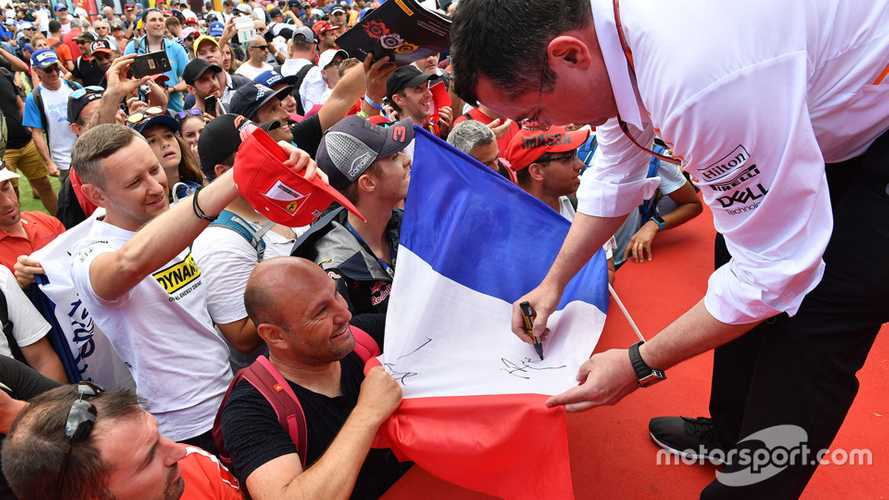 Promoted: French GP is 'more than just racing' – Eric Boullier