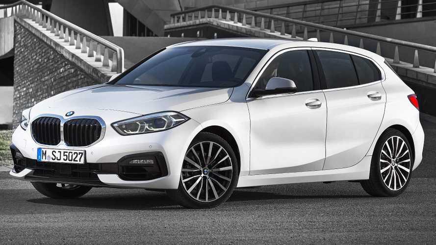 Nuova BMW Serie 1, con la trazione anteriore c'è più spazio