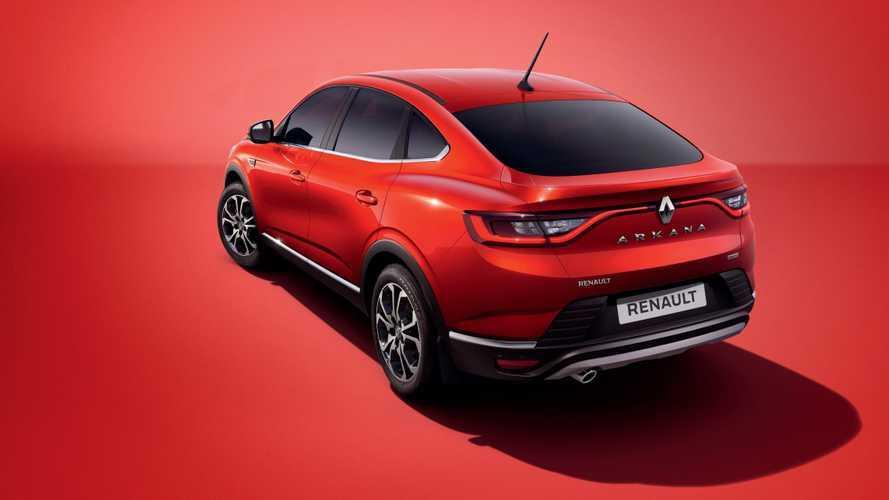 Renault Arkana o Captur: ¿con cuál te quedarías?