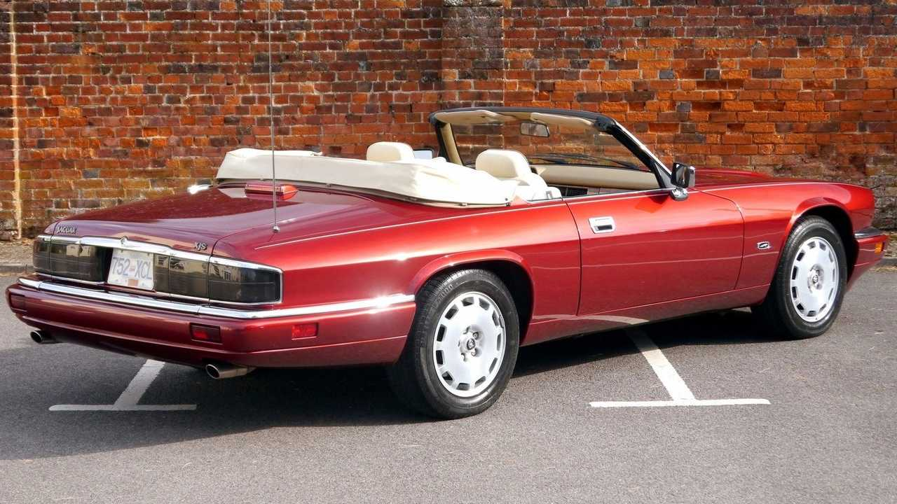 1996 Jaguar XJS Celebration