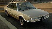 BMW 2200ti Garmisch: Bertone-Studie feiert Wiedergeburt in Villa d'Este