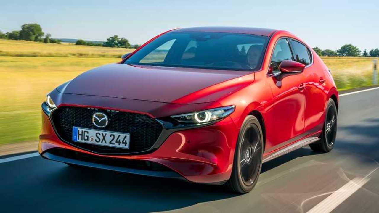 Mazda3 Skyactiv-X hatchback