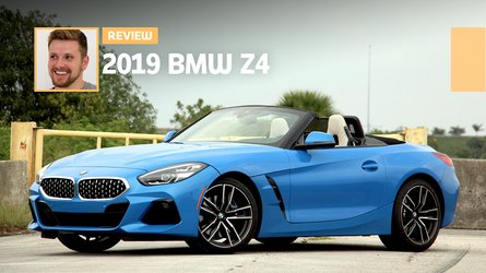 2019 BMW Z4 sDrive30i Review: Top Down, Thrill Up