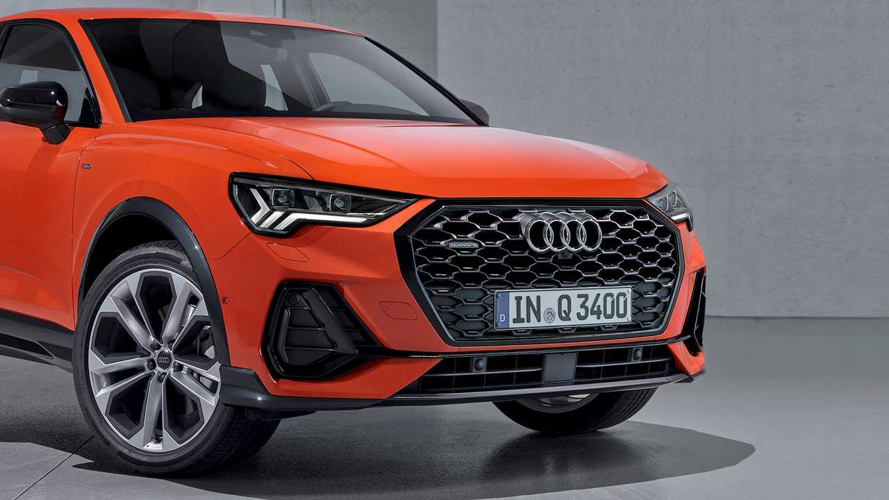 2020 Audi Q3 Sportback Debuts With Sloped Roof Sportier Look