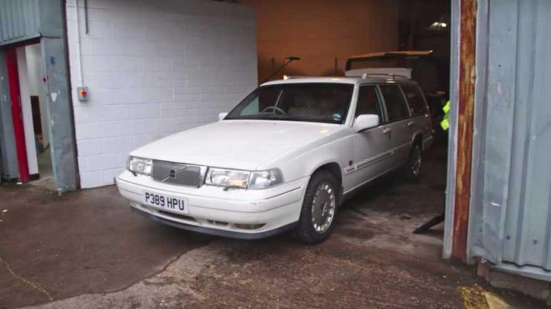 "[""1996 Volvo 960""]"