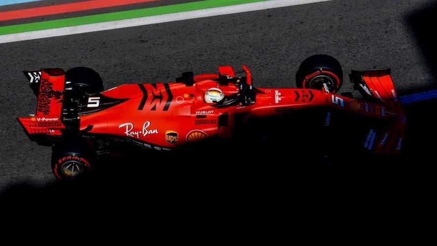 La Scuderia Ferrari lance son nouveau moteur F1 en avance