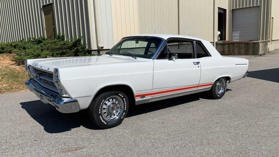 Go Further In This Beautiful 1966 Ford Fairlane