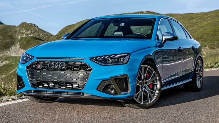 2020 Audi S4 Saloon, Avant videos put spotlight on the major facelift