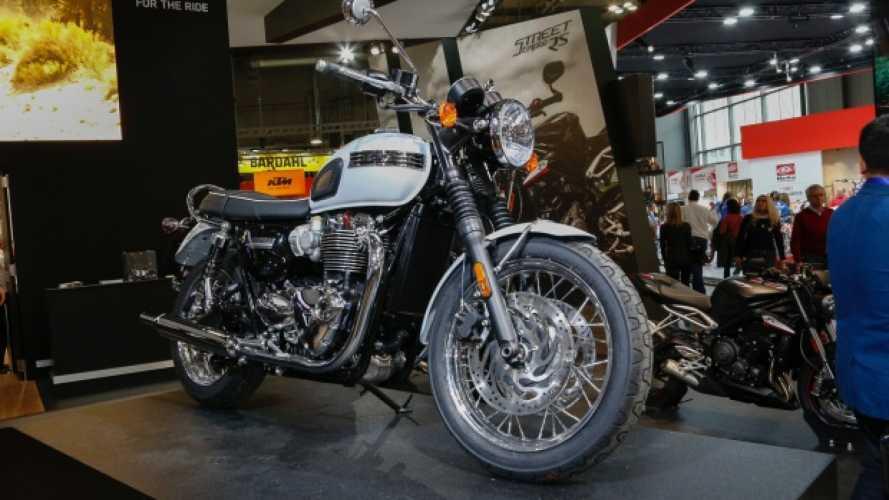 Triumph Bonneville T120, ad Eicma due edizioni speciali