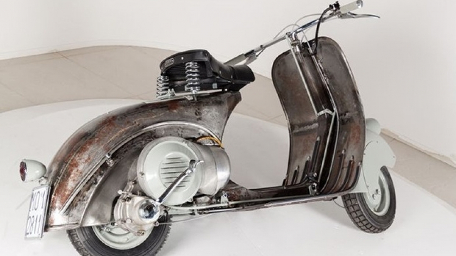 All'asta una Vespa del 1946: prezzo base 150.000 euro