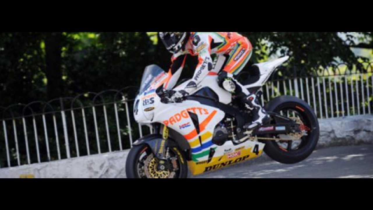 Tourist Trophy 2011: Dunlop all'Isola di Man