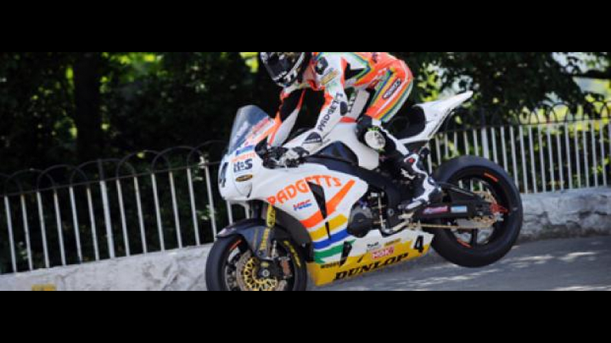 Tourist Trophy 2011: Dunlop all'Isola di Man