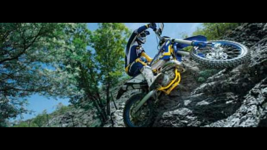 La Gamma Husaberg 2012 in video