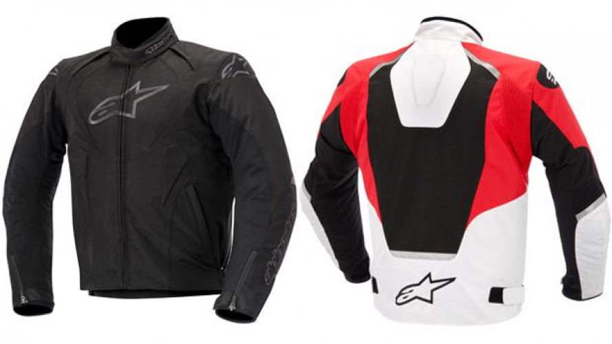 Alpinestars T-Jaws Waterproof Jacket 2014