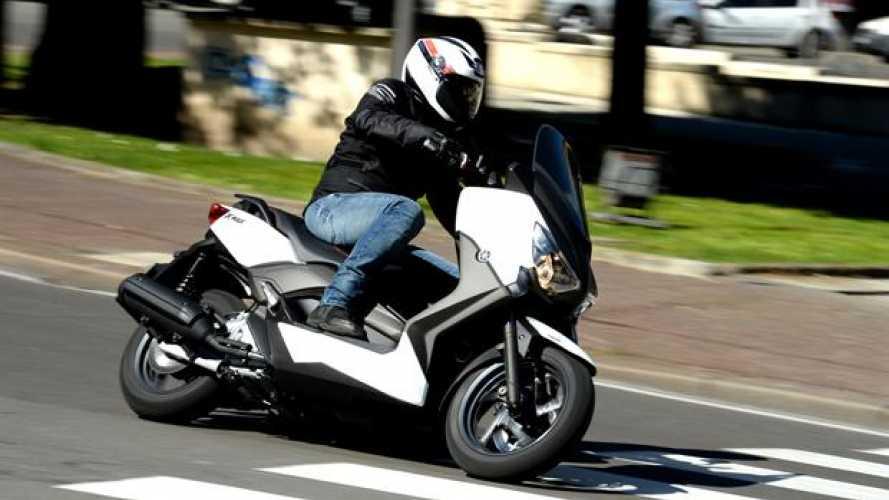 Yamaha X-Max 250 2014 - TEST